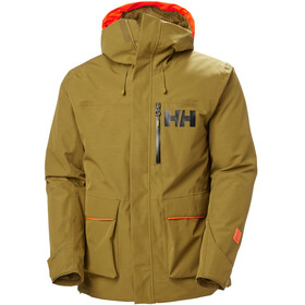 Helly Hansen Kickinghorse Jacket Men, uniform green